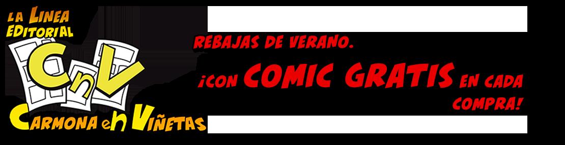 Carmona en viñetas logo