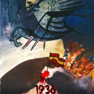 Portada 1936 el Alzamiento