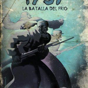 Portada 1937 La Batalla del frío